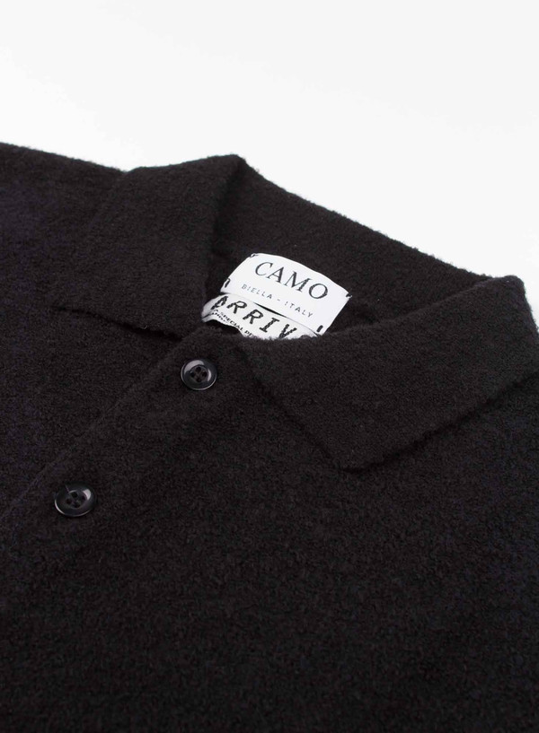 Camo Merckx Jumper Shirt Black