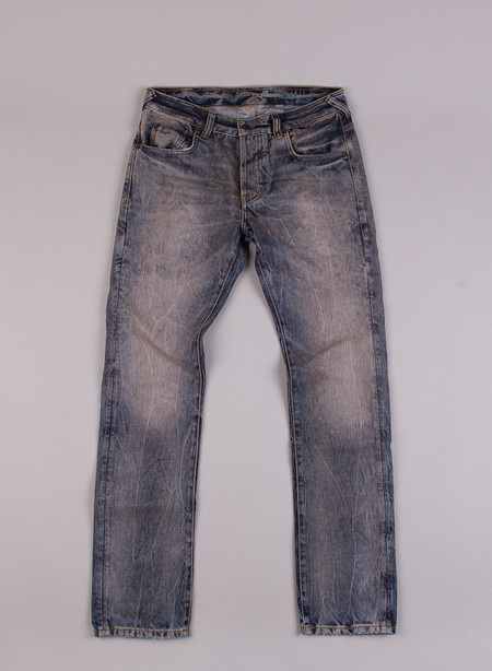 Men's Natural Selection Narrow Bedouin Wash Denim