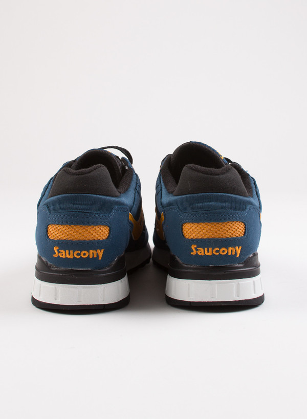 Men's Saucony Shadow 5000 Blue/Orange