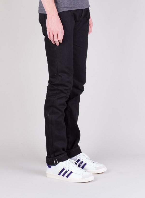 3Sixteen ST-220X Denim Jeans Black/Black
