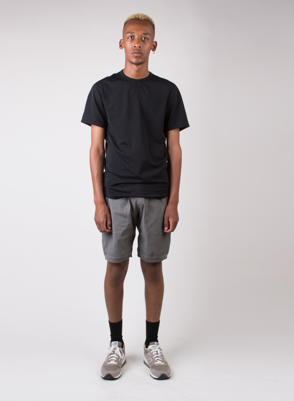 Men's Reigning Champ Woven Stretch Nylon Short Stone