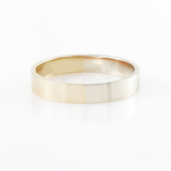 Men's Ring No. 3 - 50-50