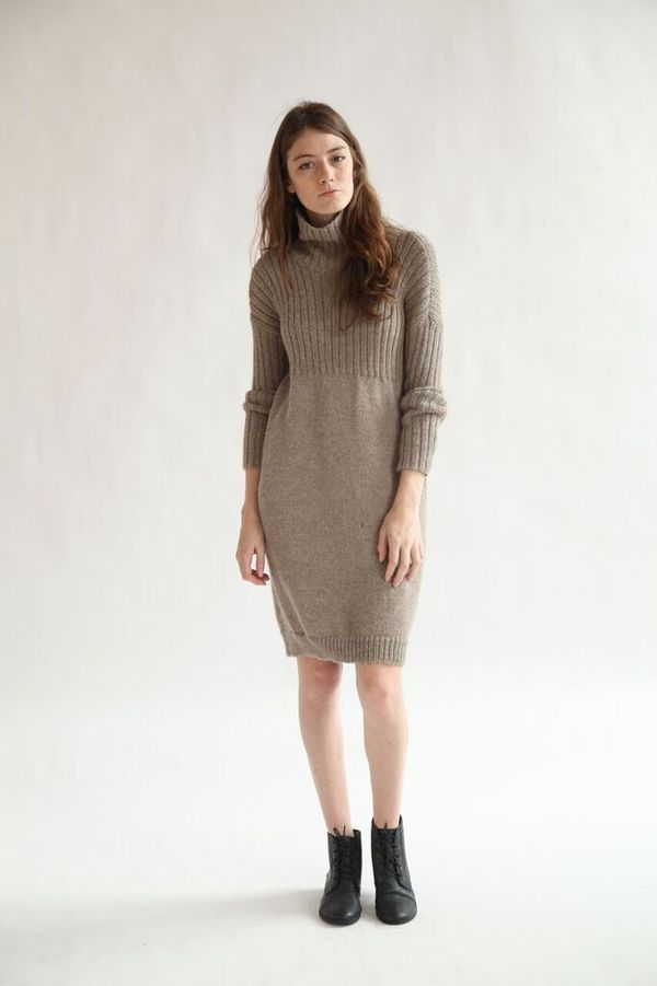 Kordal Ada Dress - Taupe