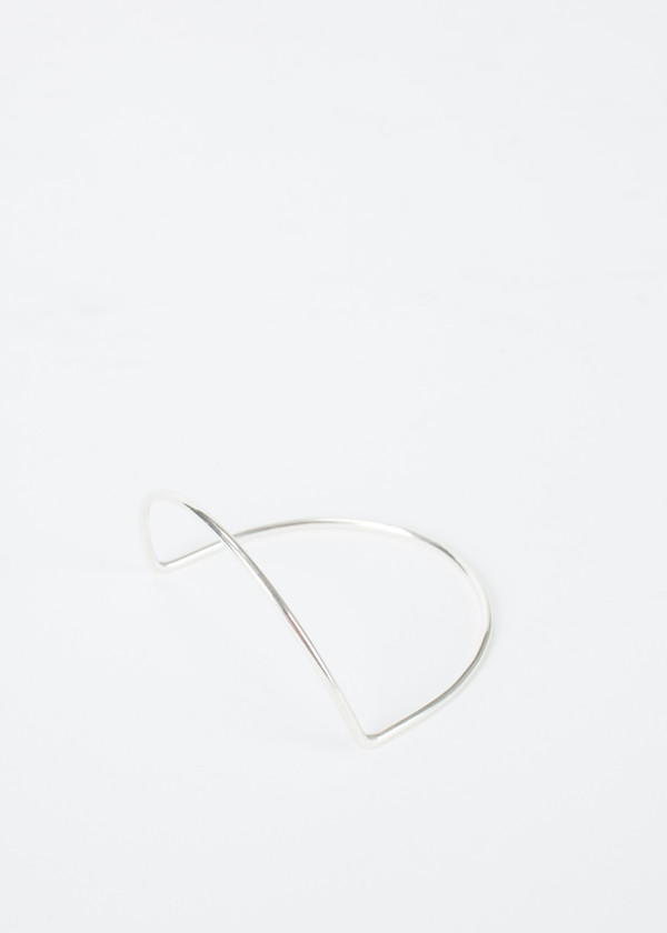 Another Feather Arc Bangle