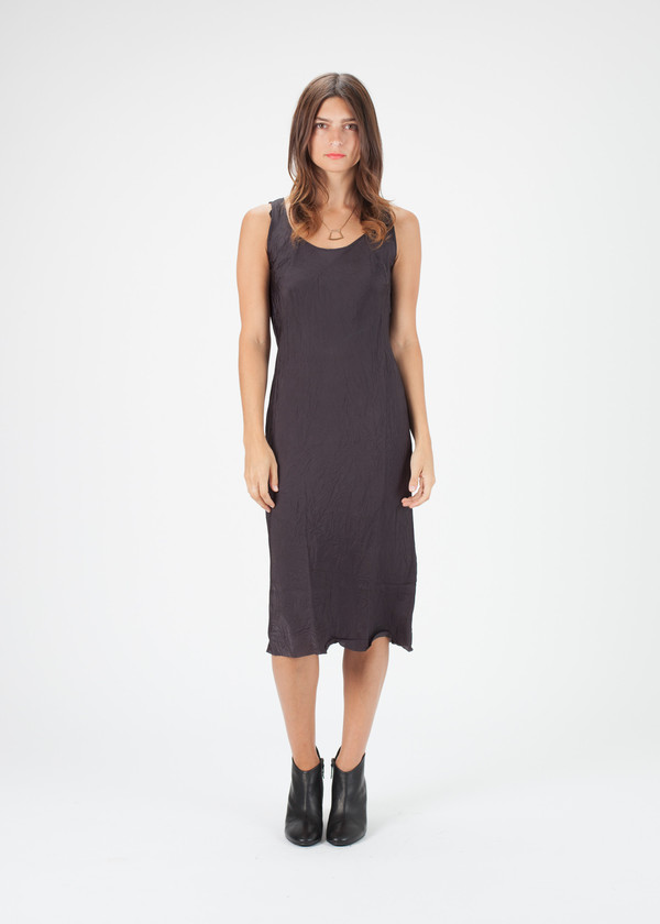 Organic by John Patrick Bias Tank Dress