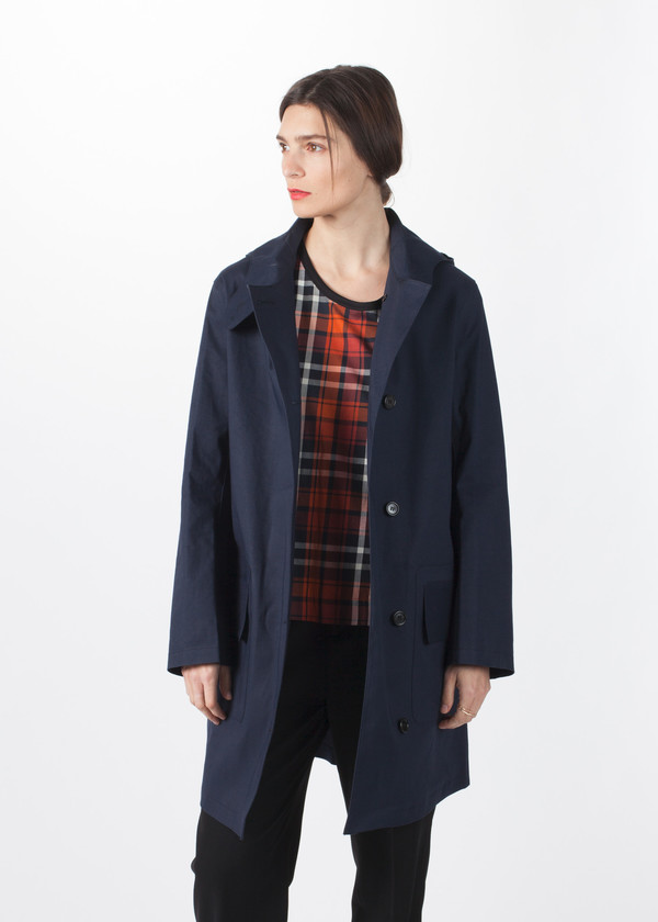 Margaret Howell Hooded Parka