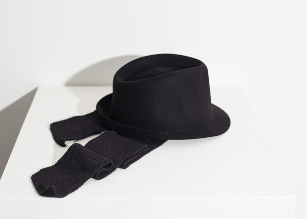 Kate Hat in Black