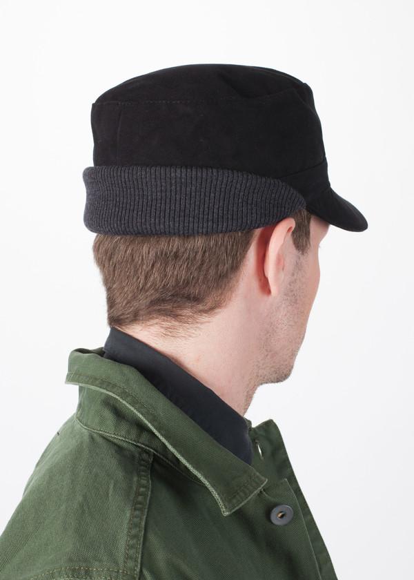 Men's MHL by Margaret Howell Rib Trim Hat