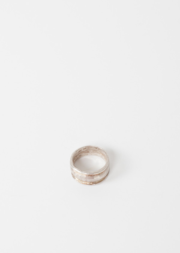 1-100 Ring 24 in Silver