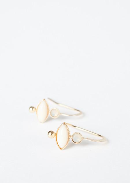 5 Octobre Sky Earrings