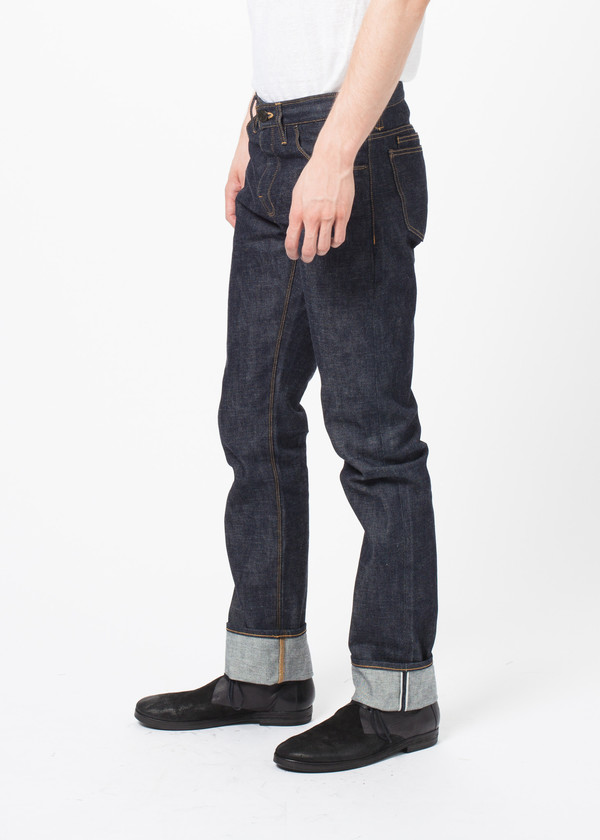 Men's Shockoe Slim Six Kojima Denim