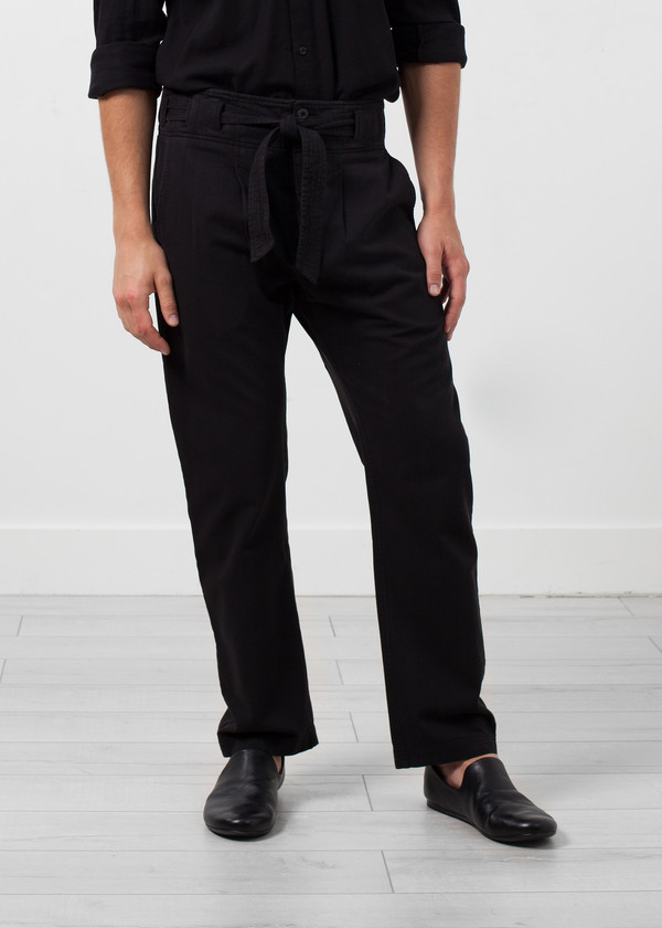 Men's Hansen Tie Trousers