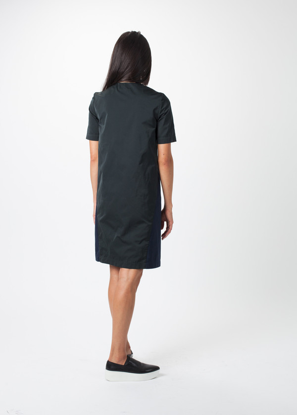 Hache Zip Dress