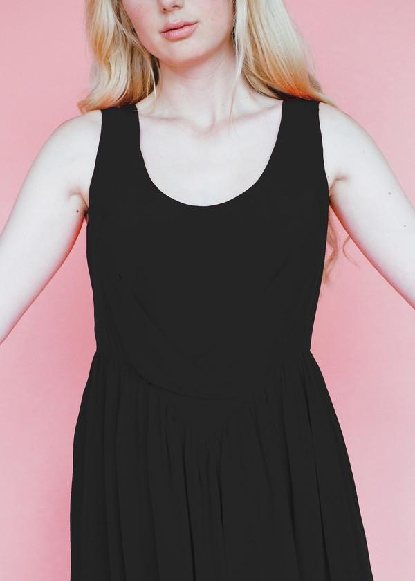 Degas Dress - Black