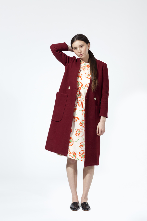 Carleen Vera Coat