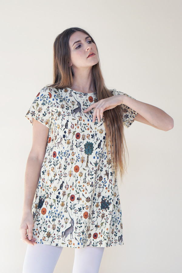 Samantha Pleet Tea Dress