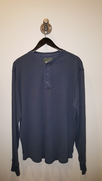 Men's Woolrich - Thermal Henley