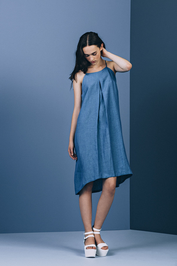 Eliza Faulkner The Swing Dress