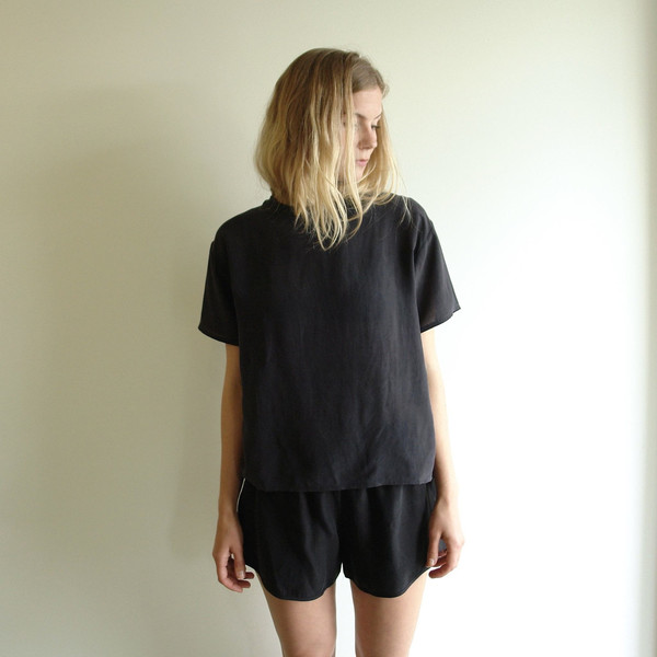 Base Range Louis Silk Tee