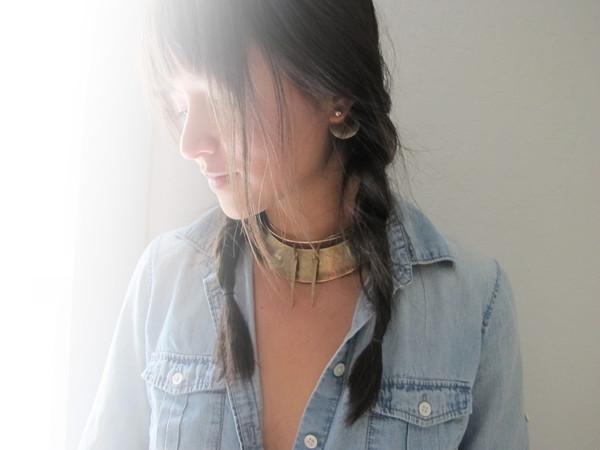 Petroglyph II Collar