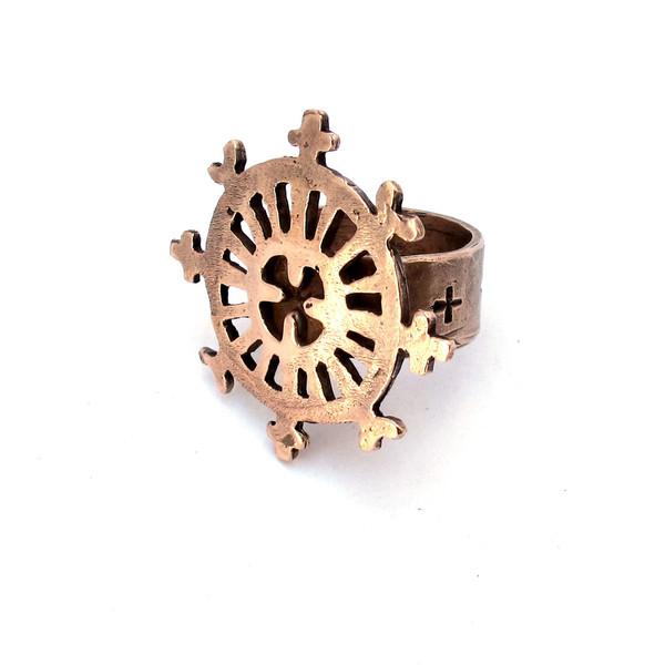 Laurel Hill Wheel Ring
