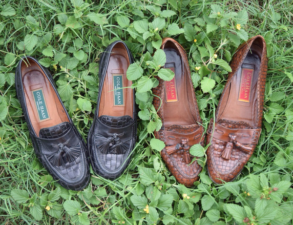 Brown Cole Haan Loafers
