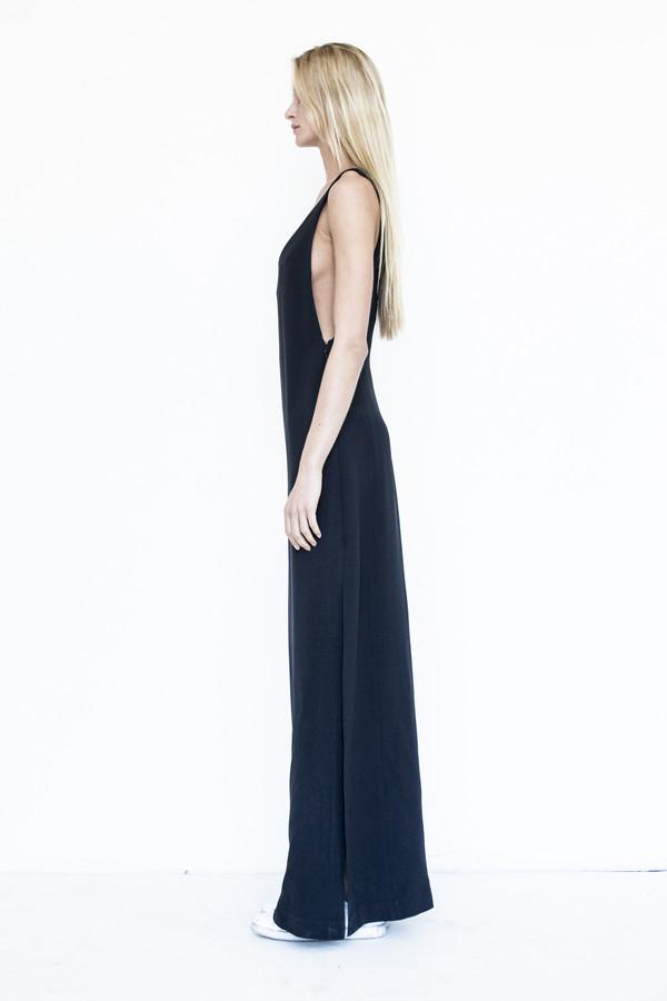 Priscavera Crepe Gown