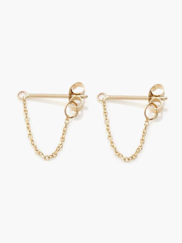 Sarah & Sebastian Molly Earrings Gold