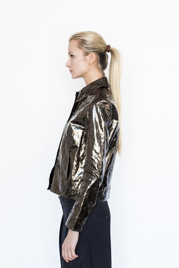 Kahle Metallic Jacket