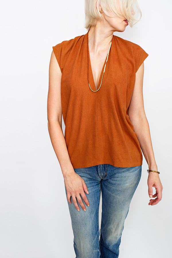Sale! Sienna Everyday Top, Silk