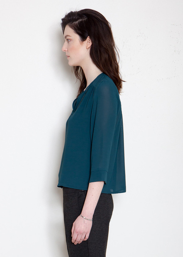 Raleigh Blouse