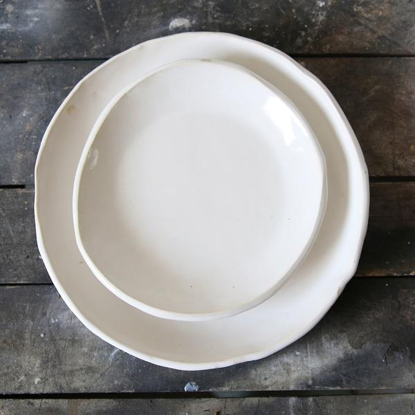 Delgado House Slab Plates