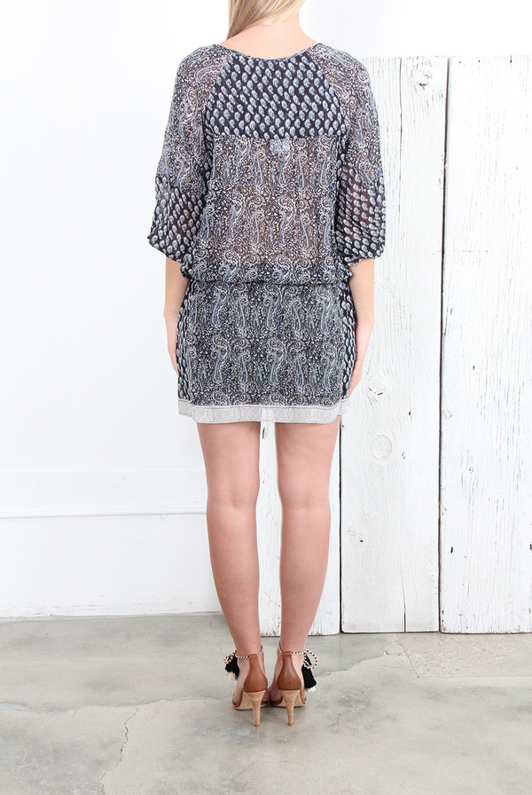 ULLA JOHNSON SALINAS DRESS