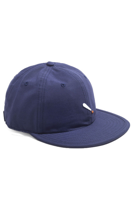 Men's Saturdays Surf Canyon Raised Snap | Navy