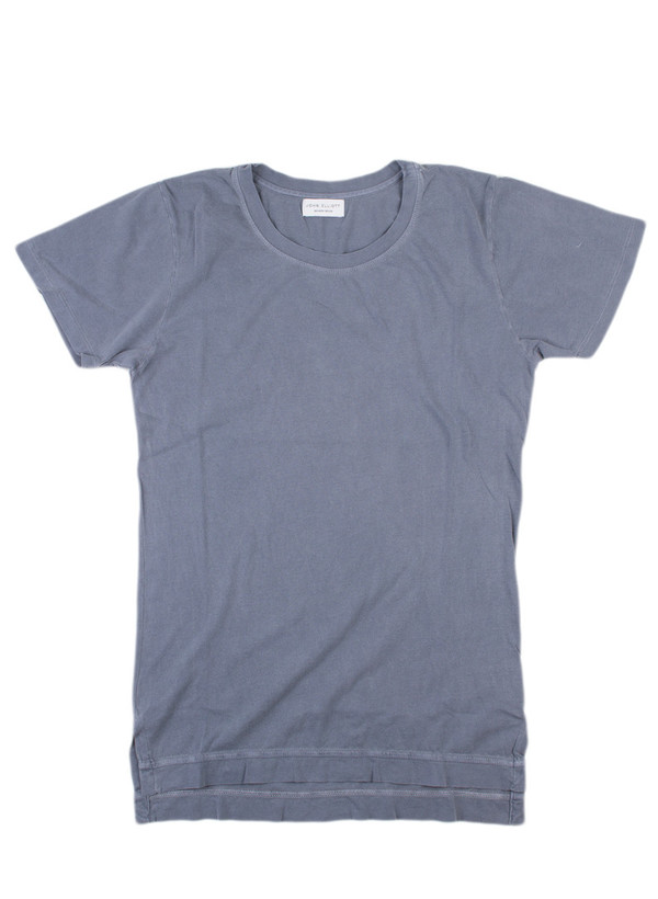 Men's John Elliott Washed Mercer Tee Navy