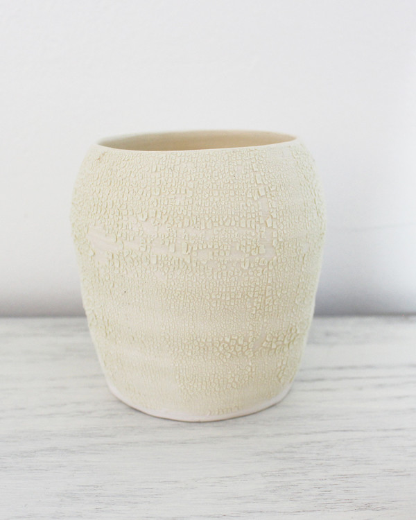 WORK by NONNY / OFF-WHITE VESSEL