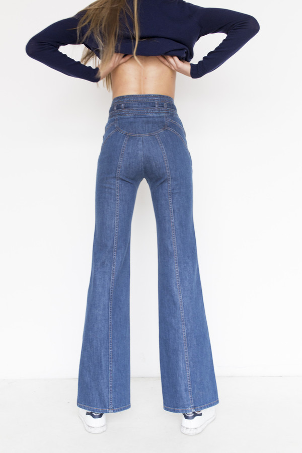 Stoned Immaculate Denim Waiting For the Sun Jean