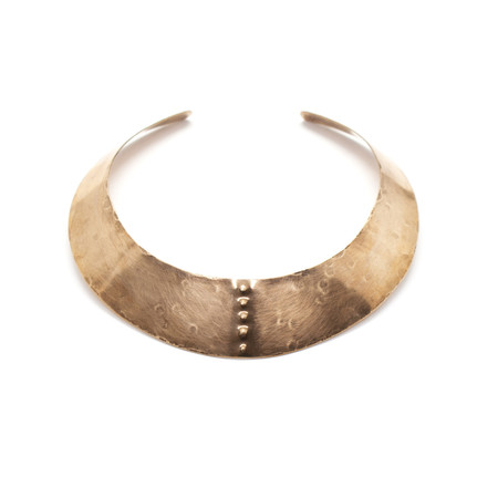 Laurel Hill Jewelry Petroglyph iii Collar