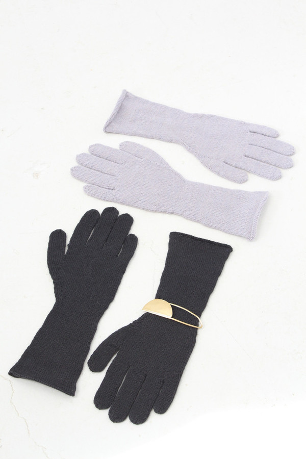 Lauren Manoogian Knit Glove