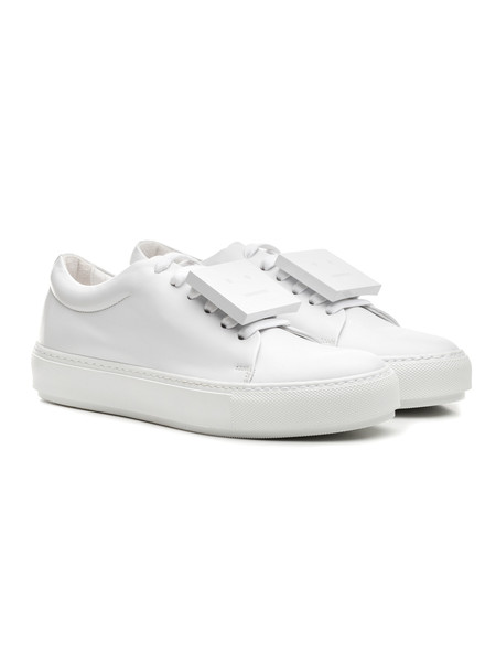 Acne Studios Adriana Turn Up White