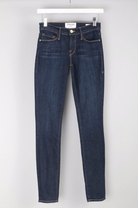 FRAME Denim Le Skinny De Jeanne Queens Way