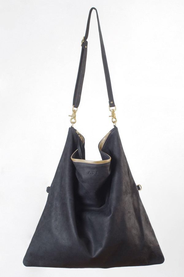 Are Palomar Square Bag Leather