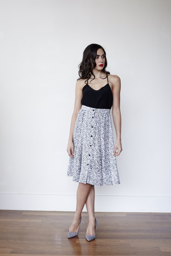 Kisses by Darling Number One Skirt