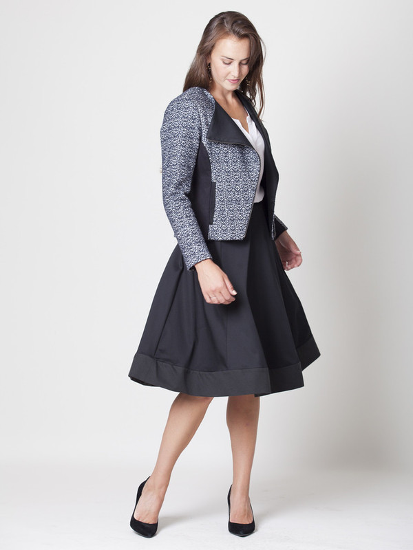 Nicole Bridger Habit Jacket