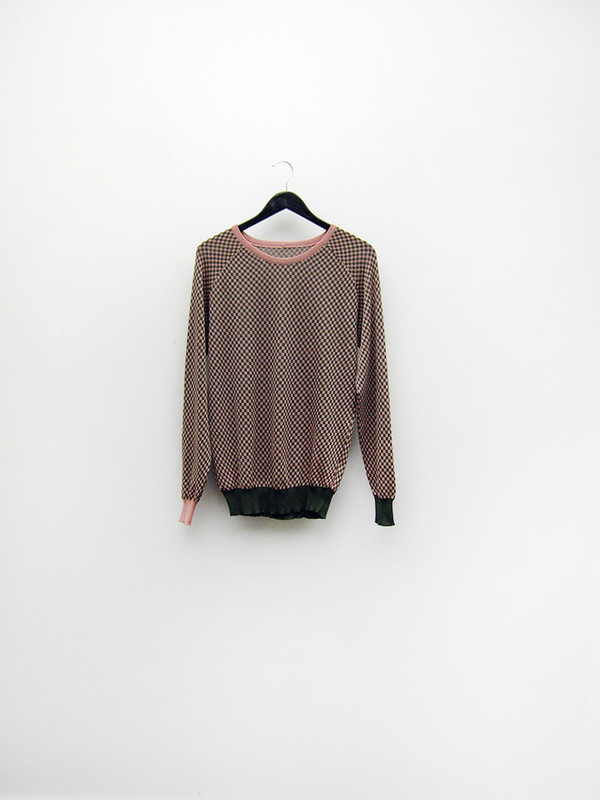 Unisex BLESS Round Neck Knit