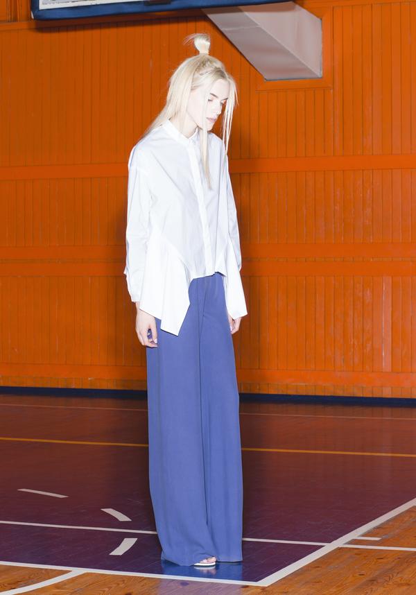 D. Efect Calida Trousers