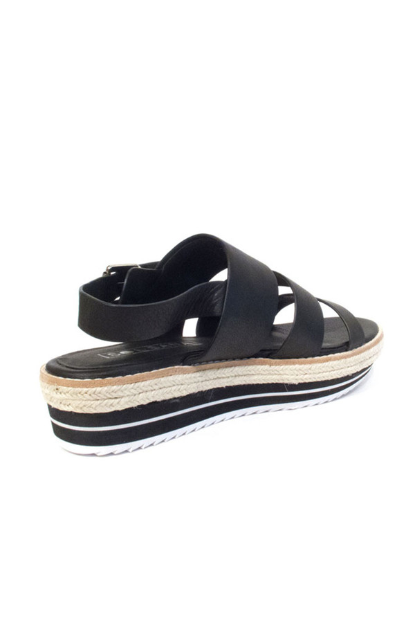 Sol Sana Maria Wedge Black