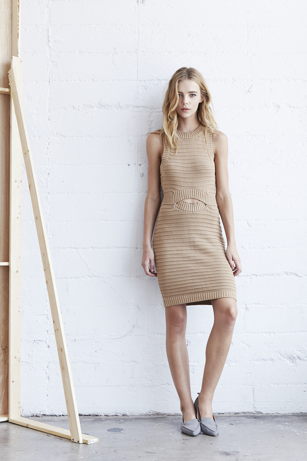 Callahan Cut Out Bodycon