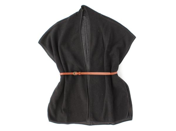 Capulet Belted Vest Wrap