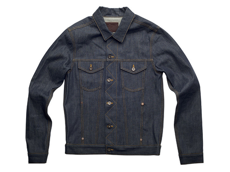 Men's Freenote Classic Denim Jacket